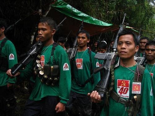 Communist rebels in Philippines kill 10 soldiers
