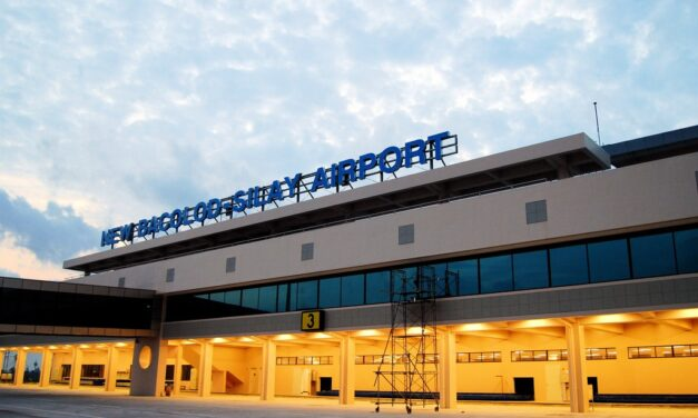 Construction of an int'l airport in the center of Mindanao pushed