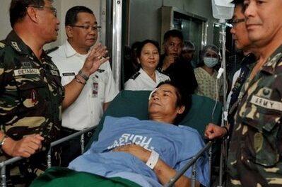 Philippine police capture top communist rebel leader