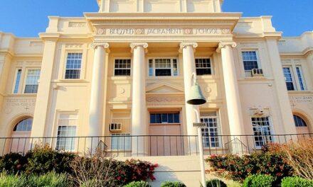 Hollywood's Blessed Sacrament School celebrates Catholic School Week