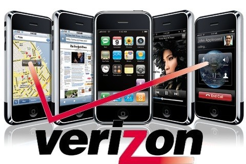 Verizon halts iPhone sales after best 'first day' ever