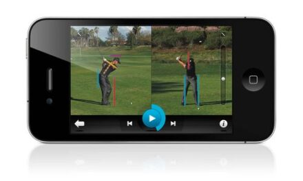 Tiger launches app to help golfers improve swing