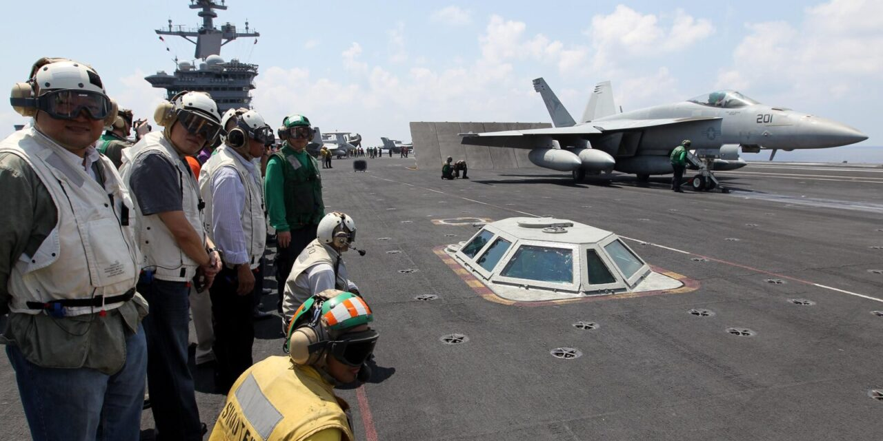 95 Pinoys to man new warship from U.S.
