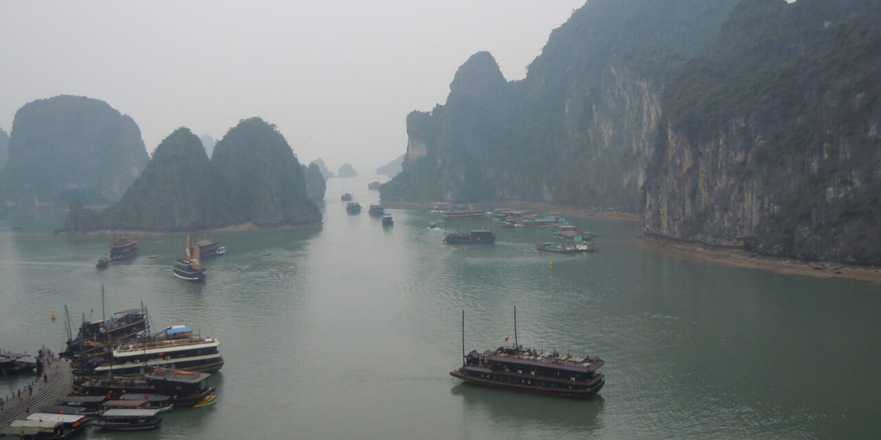 Vietnam from North to South: A Travel Journal