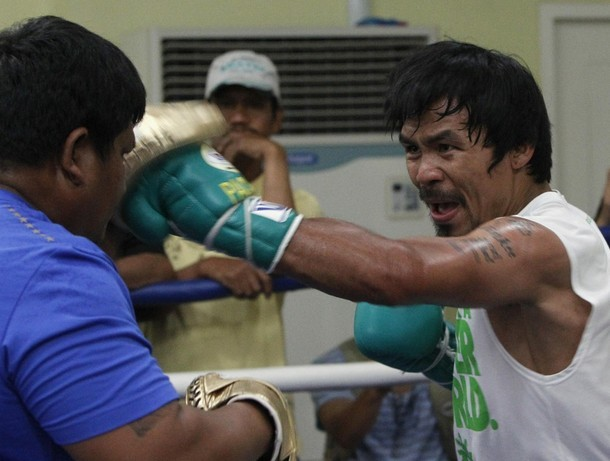 Megafight with Mayweather 'still possible,' says Pacquiao
