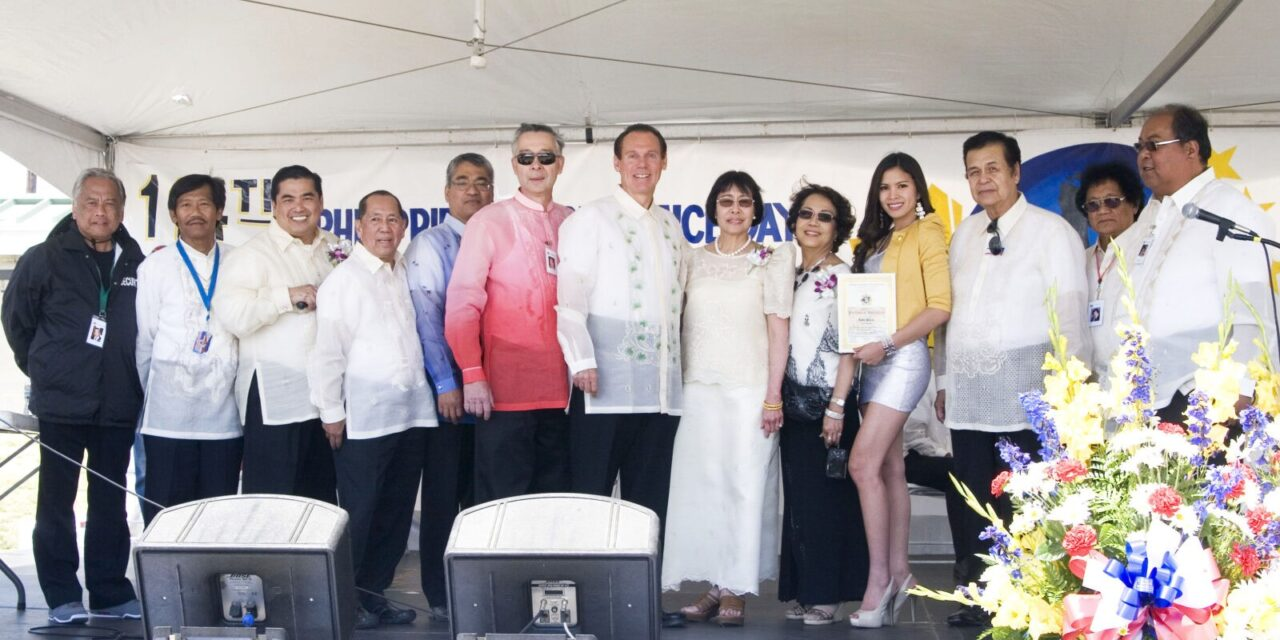114th Philippine Independence Day celebration