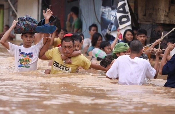 Appeal to help two million flood victims