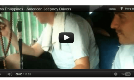 Jobs Philippines-American Jeepney Drivers