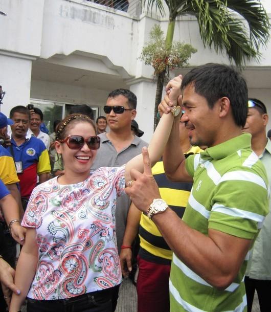 Pacquiao seeks to become basketball champ