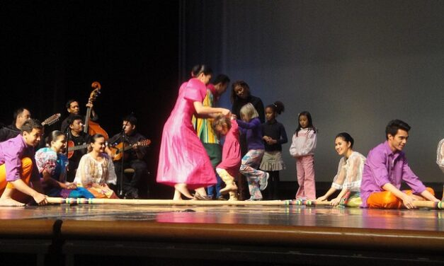 Bayanihan Dazzles Audience in Special DC Performance