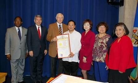 Los Angeles County Board of Supervisors proclaims October 2012 as Filipino-American History Month
