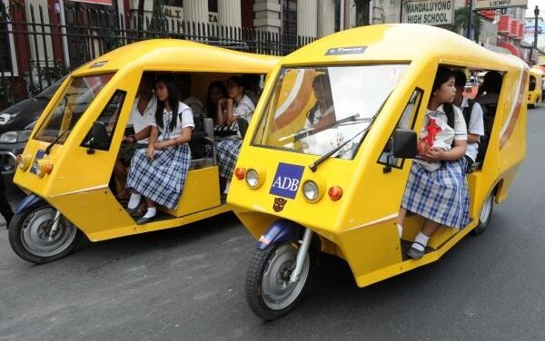 Philippines gives green-light to electric tricycles