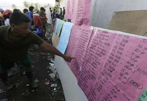 902 dead, 934 missing due to 'Pablo'