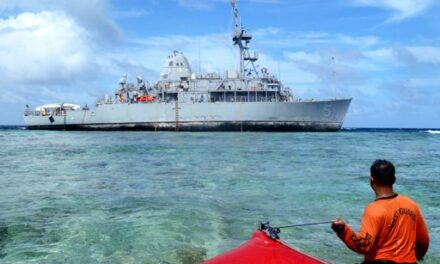 Aquino approves US Navy's plan to salvage ship