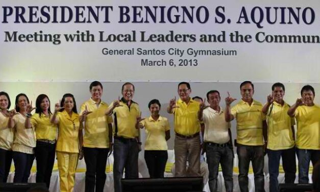 SC to Comelec: 'Team Patay' tarp stays for now