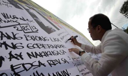 Lesson of EDSA is not just about gaining back our freedom by overthrowing a dictator but also using this freedom to inspire Filipinos to forge ahead towards progress – President Aquino