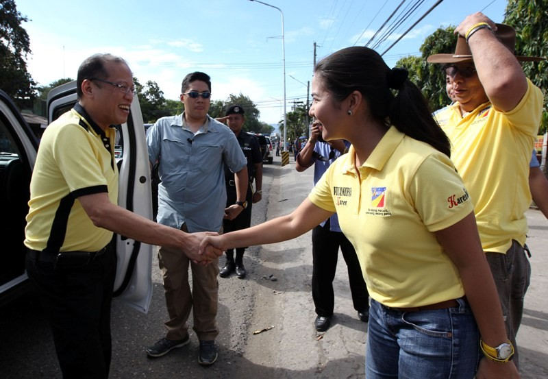 Aquino assures Central Visayas region will have more development projects