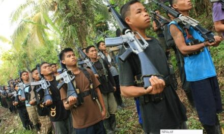 Palace calls NPA a 'bandit group,' but won't declare all-out war