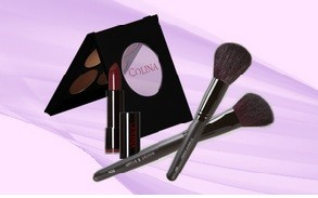 Colina Cosmetics: The Colors of Spring