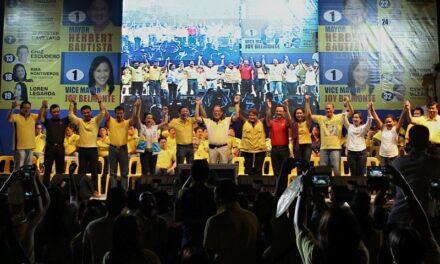 Cayetano: I want to be president