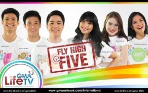 Fly High@5