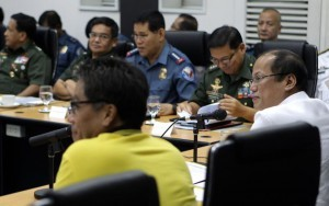 Aquino wants study on Filipino peacekeepers done before deciding to continue tours of duty
