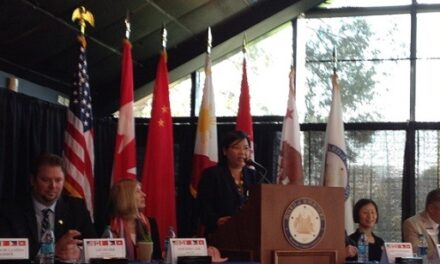 PHILIPPINE CONSUL GENERAL ONE OF FEATURED SPEAKERS AT THE RIVERSIDE COUNTY WORLD TRADE AND INVESTMENT SUMMIT 2013