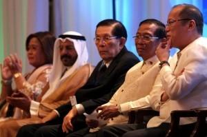 Enrile files supplemental motion at Sandiganbayan to oppose warrant of arrest