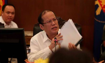 Malacanang elated over survey showing govt fight against corruption gaining headway