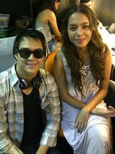 Enrique Gil and Julia Montes (MNS photo)