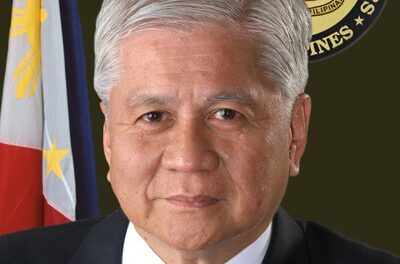 DFA chief recommends PHL troops to stay in Golan Heights