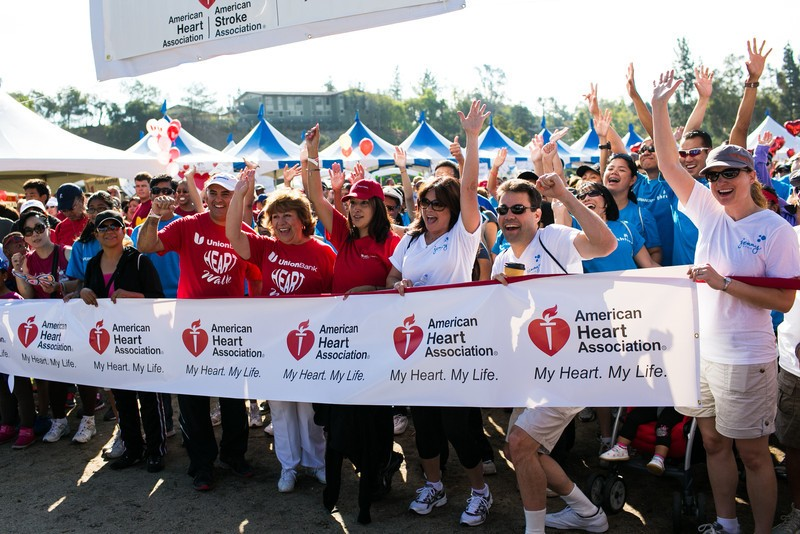 Everyone is invited to form a team with family, friends or coworkers and sign up on www.GLACountyHeartWalk.org.