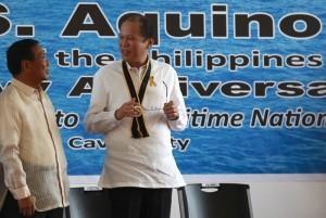 Binay glad Aquino won't seek 2nd term