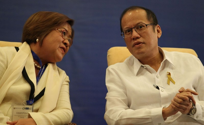 Malacañang says NBI Director Nonnatus Rojas retains Aquino administration's trust
