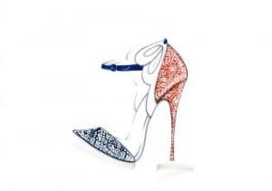 A Sophia Webster shoe design for J. Crew ©Sophia Webster Facebook (http://www.facebook.com/sophiawebsterofficial)