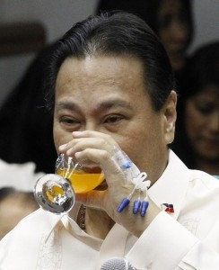 Palace: DAP use is legal, constitutional