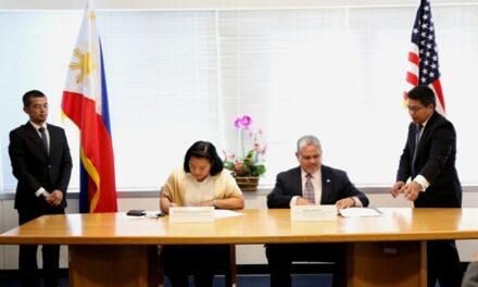 Philippine Consulate General Signs Cooperative Agreement with US Department of Labor's Wage and Hour Division