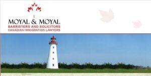 MOYAL & MOYAL Canadian Immigration Lawyers (screenshot courtesy of www.moyal.com)