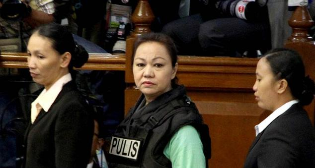 Cayetano to Napoles: Your money can get you a lawyer
