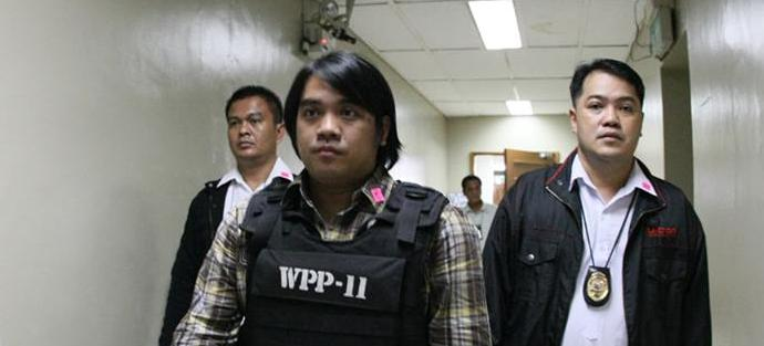 Benhur Luy: I saw Cunanan carry a paper bag where 'pork' cut was placed