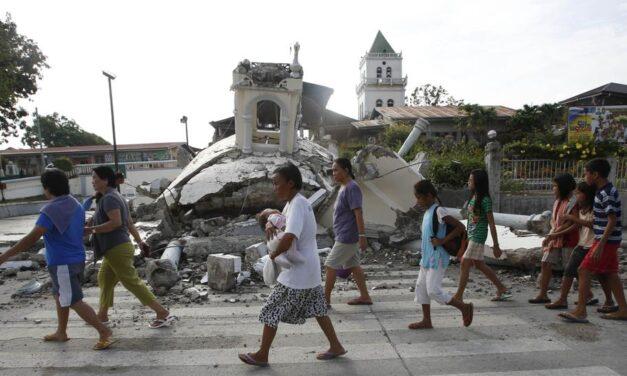 Senate urged to probe 'delay' in Bohol rehab
