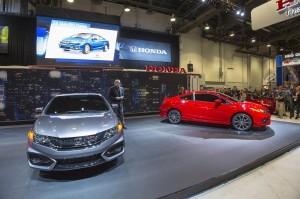 2014 Honda Civic Revealed at SEMA.