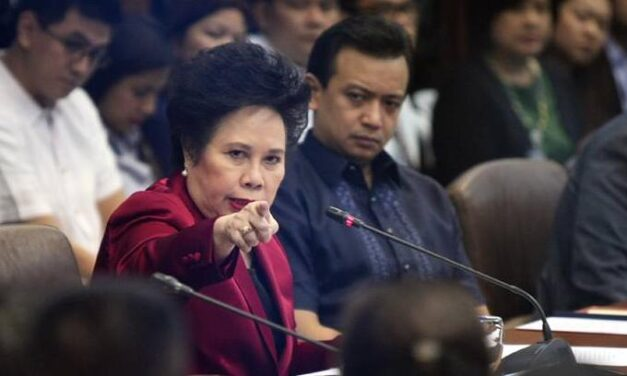 Miriam: LP circumventing rules for Dinky's confirmation