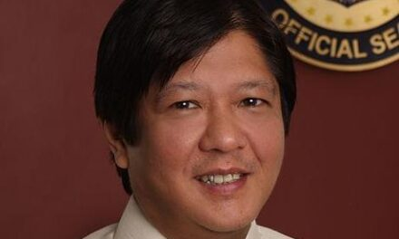 Marcos welcomes PHL's improved ranking in corruption perception index