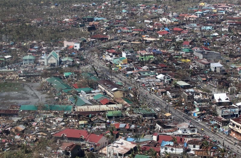 Damages caused by 'Yolanda' now at P36.622 billion – NDRRMC
