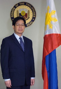 Former Senator Panfilo 'Ping' Lacson