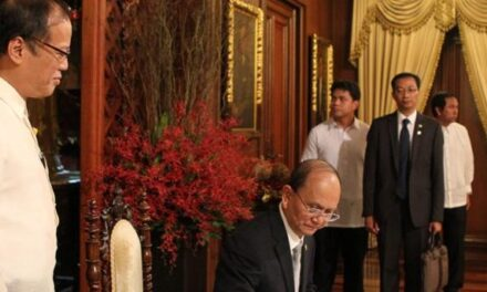 New pact allows information cooperation, exchange between Phl and Myanmar media