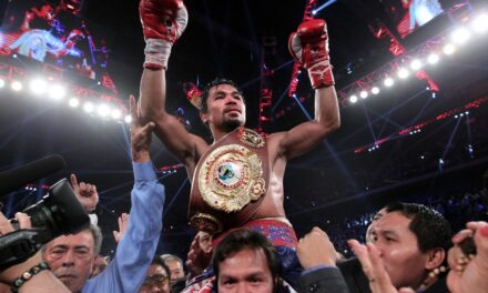 BIR imposes lien on Pacquiao's Forbes Park home