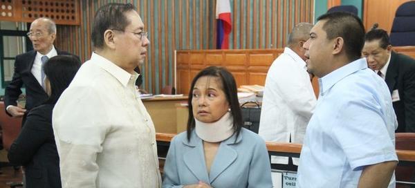 Mike Arroyo seeks Sandigan nod to travel to Japan, Hong Kong
