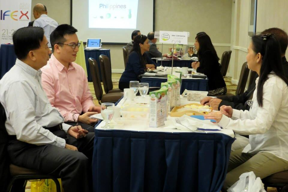 Premium PHL food producers hold mission in Los Angeles